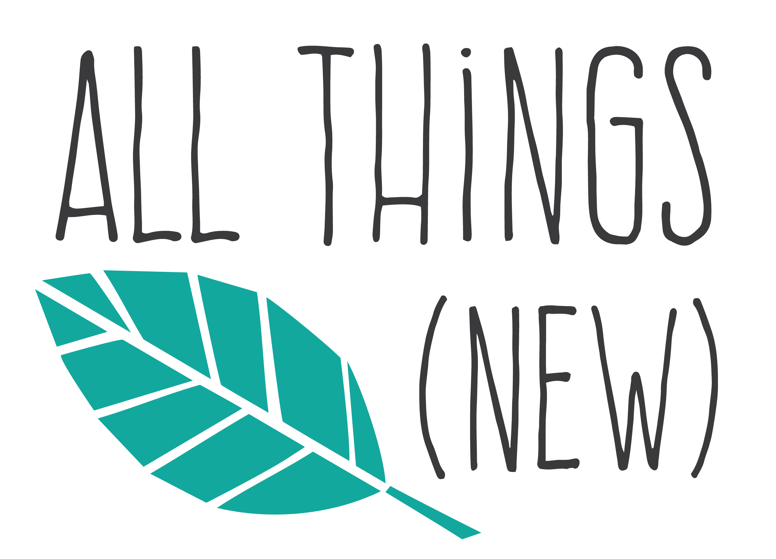 All Things (New) Print